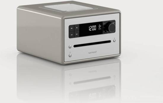 Sonoro CD wekkerradio 220 - Digitale Radio - Bluetooth