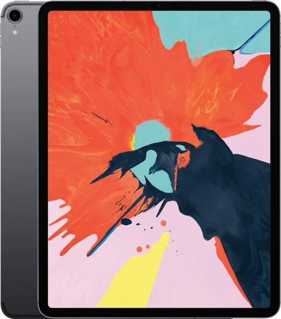 Apple iPad Pro 12,9 inch (2018) 256 GB Wifi Space Gray