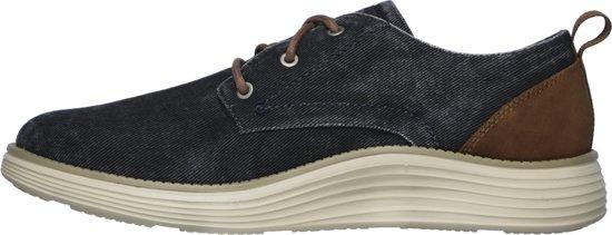 Status 0 Maat Pexton 42 Sneakers 2 Navy Heren Skechers Fwq6dF