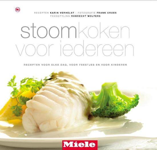 miele stoomoven kookboek