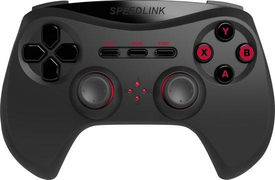 Speedlink STRIKE NX - Draadloze Controller - Zwart