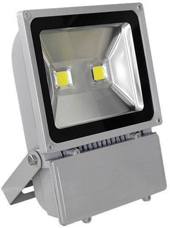 Led bouwlamp 100 Watt warm wit licht