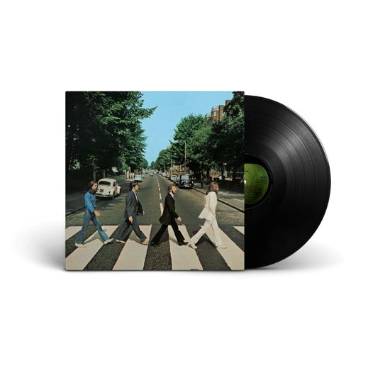 CD cover van Abbey Road 50th Anniversary Edition (LP) van The Beatles