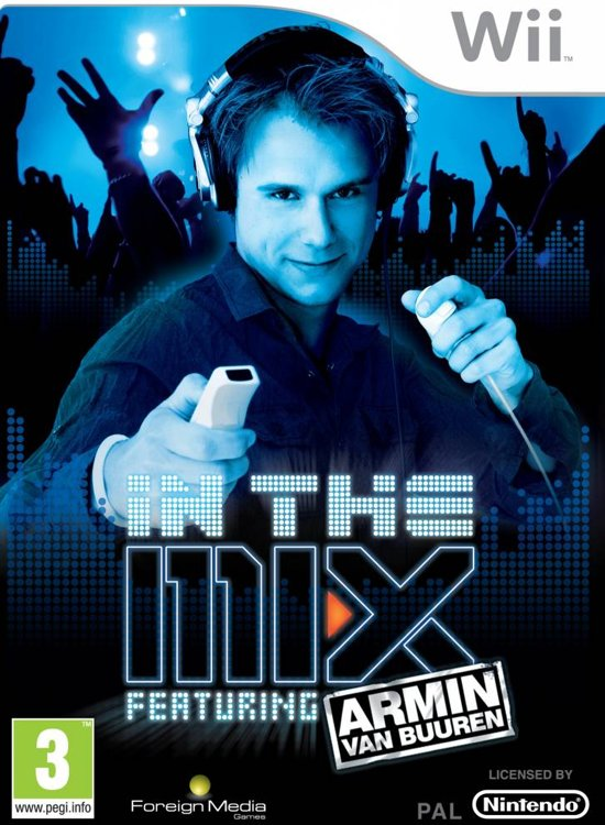 In The Mix ft. Armin van Buuren