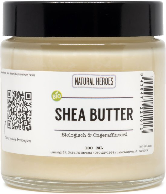 Raw Shea Body Butter - 250 ml