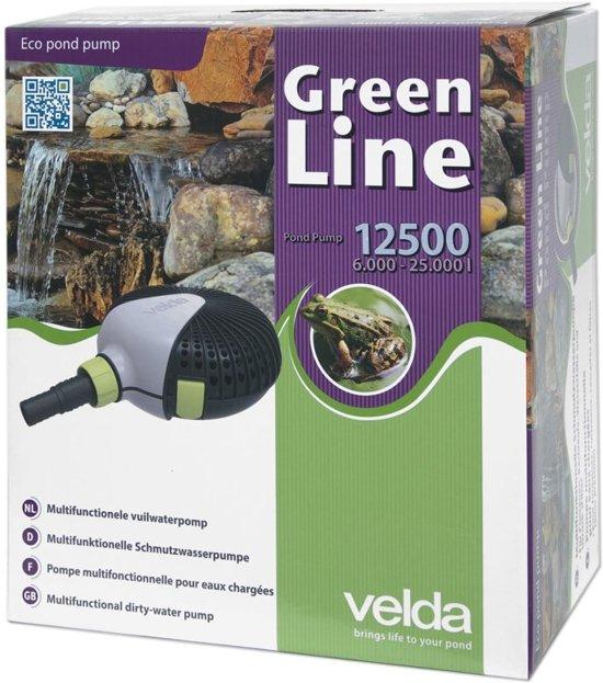 Velda Green Line 12500 vijverpomp