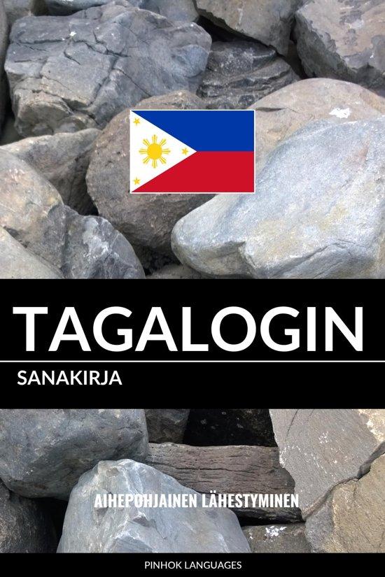 Tagalogin sanakirja: Aihepohjainen lähestyminen