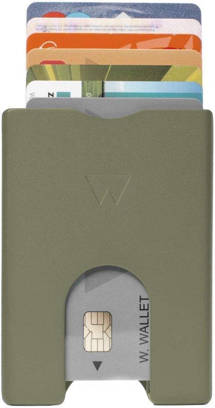 e9b9c047949 bol.com | Walter Wallet Aluminium Creditcardhouder RFID protected ...