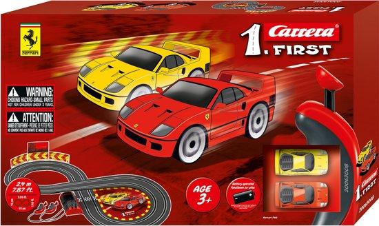 ferrari racebaan speelgoed