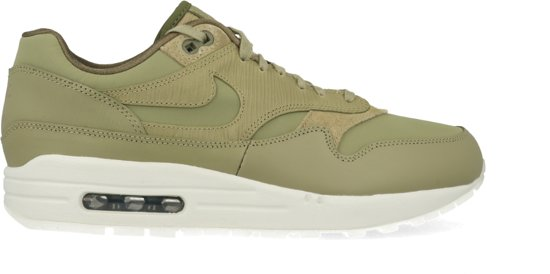 Nike Air Max 1 Premium 454746 205 Groen 44