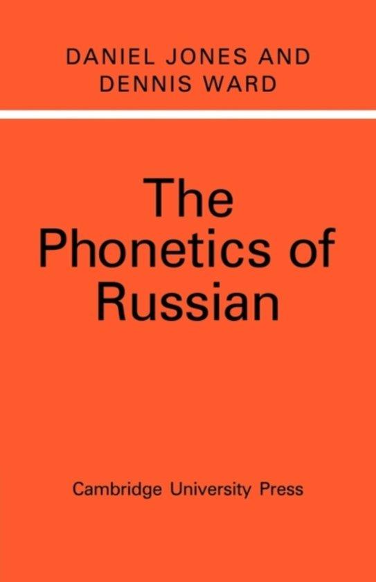 The Phonetics of Russian