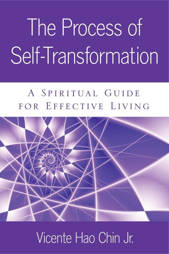 Afbeeldingsresultaat voor The Process of Self-Transformation, van Vicente Hao Chin Jr.