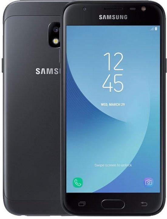 Samsung Galaxy J3 2017 - Zwart