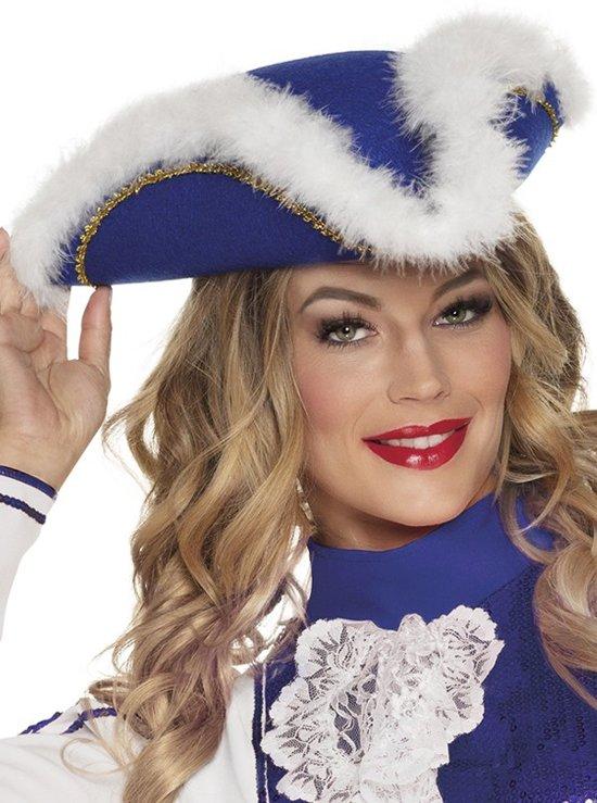Ongebruikt bol.com | Dansmarieke driesteek hoed blauw dansmarietje XD-32