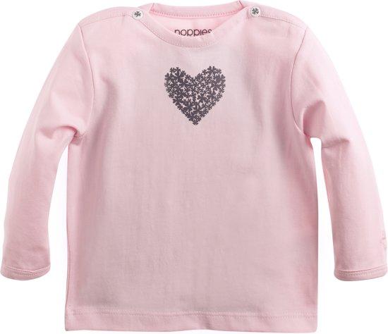 Noppies T-shirt Lady - Light Rose - 50