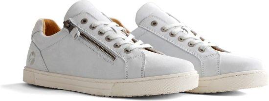 Travelin 42 Maat Nubuck Wit Sneakers Dames Roanne Casual Z0nzWFqBZ