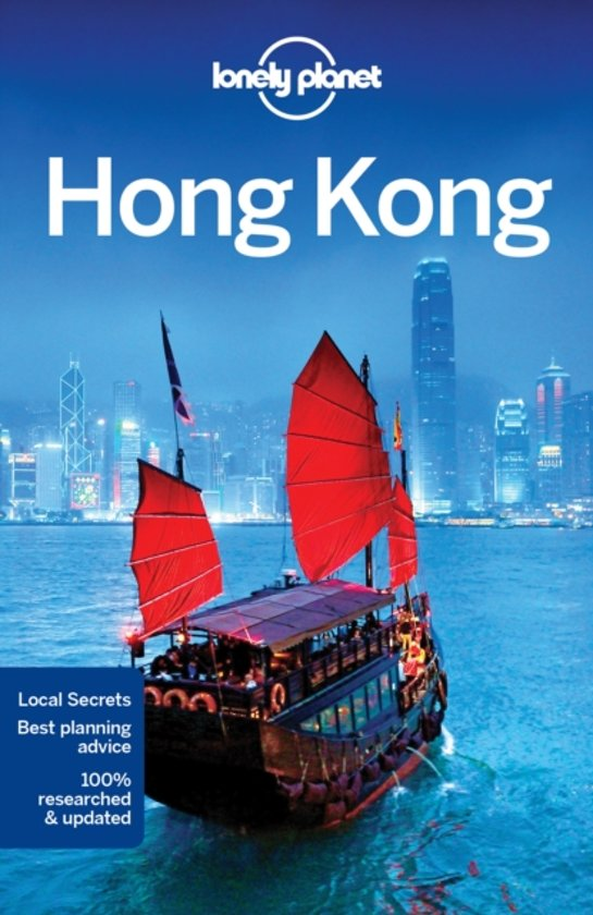 Lonely Planet Hong Kong - Lonely Planet