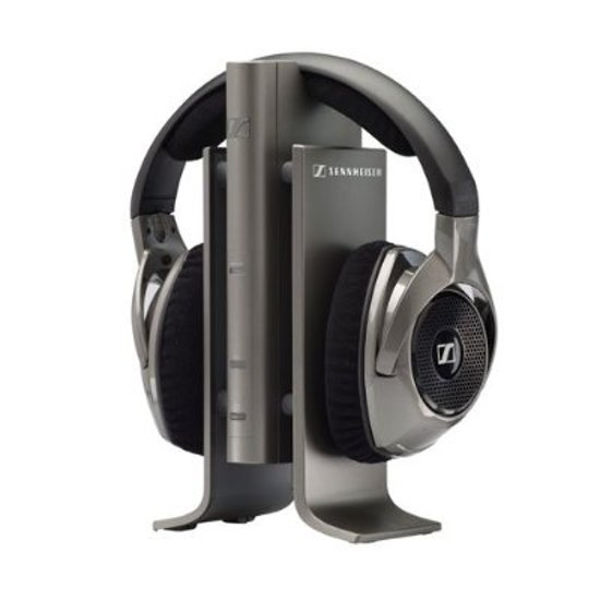 Sennheiser RS 180 - Over-ear koptelefoon - Zwart