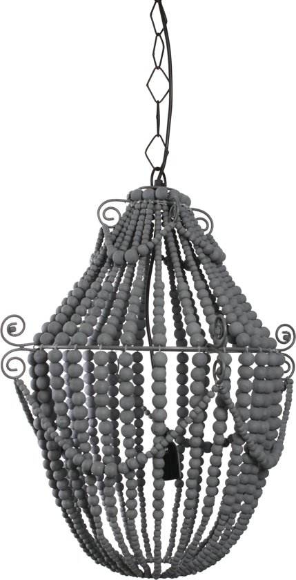 Bodilson QUEEN GREY - hanginglamp bead
