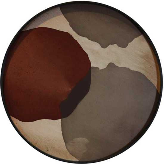 Notre Monde Overlapping Dots Dienblad