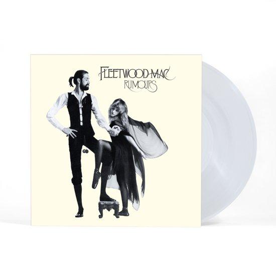 CD cover van Rumours (Coloured Vinyl) van Fleetwood Mac
