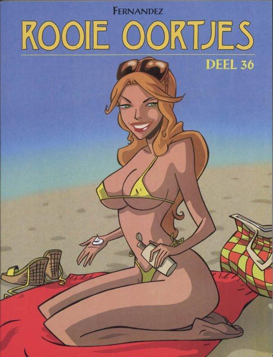 Cover van het boek 'Rooie oortjes / 36'