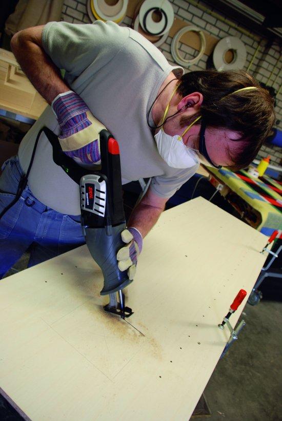 Skil Masters 4950 MA Reciprozaag - 1050 Watt - Met zaagblad en canvas tas