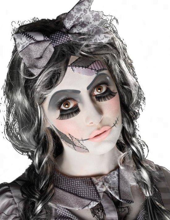 Halloween Schmink Kind.Poppen Schmink Set Voor Volwassenen Halloween Schmink