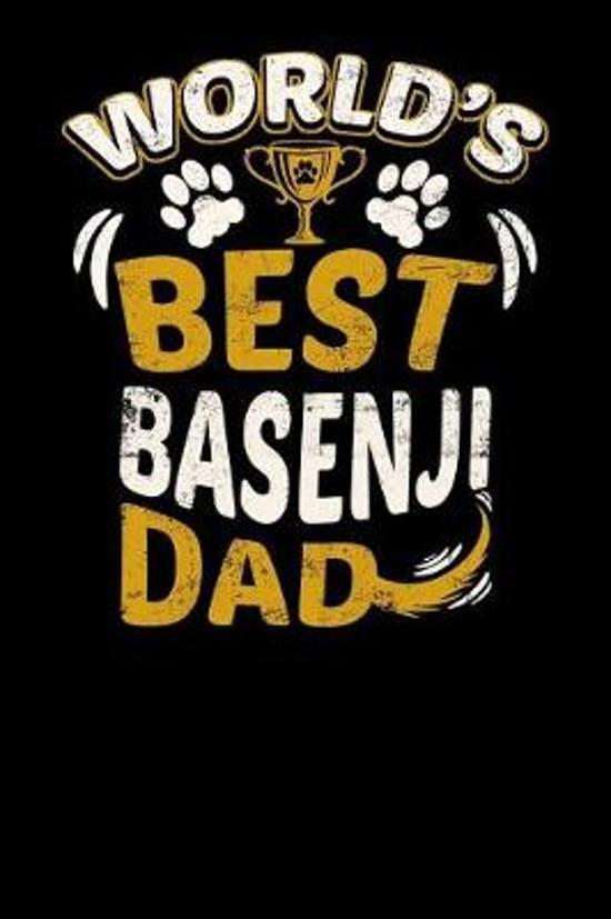 World's Best Basenji Dad