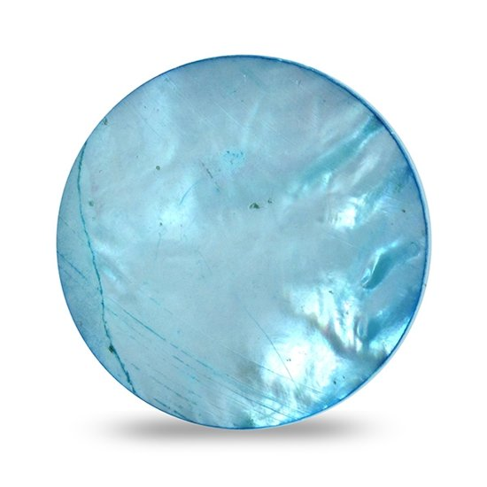 LOCKits 982600036 - Mix & Match - parelmoer munt 33-1 mm - Turquoise