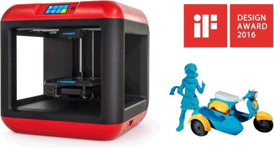 Flashforge Finder Fused Filament Fabrication (FFF) Wi-Fi 3D-printer