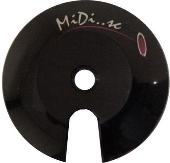 AXA De Woerd Midi - Chain Disc - 38/42 Tands - Zwart