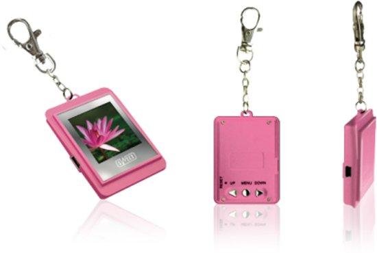 Digitaal Fotolijstje Sleutelhanger.Bol Com Sweex 1 5 Digital Photo Key Chain Pink Digitale Fotokader