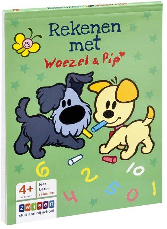 Bolcom Woezel Pip Rekenen Met Woezel Pip 9789048729623