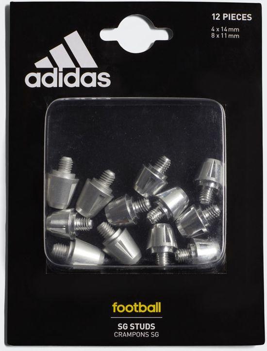 adidas voetbalschoenen metalen noppen