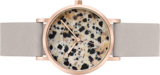 Cluse La Roche Petite Rose Gold Dalmatian Horloge