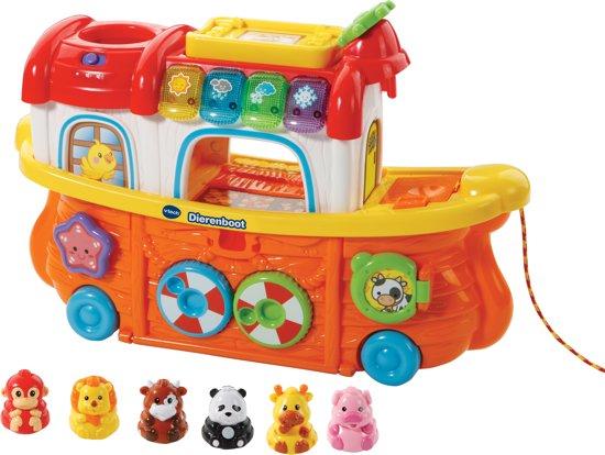 Afbeelding van VTech Zoef Zoef Dieren Dierenboot - Speelset speelgoed