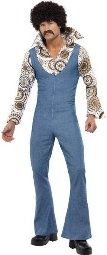 Bekend bol.com | Jaren 70 disco kostuum voor heren - seventies kleding 56 @OE06