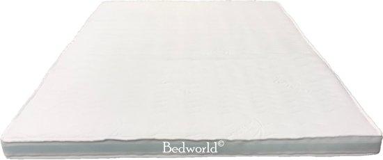 Bedworld - Matrastopper - Koudschuim - Premium de Luxe XXL - 180/210