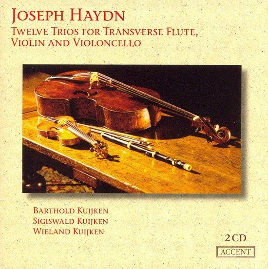 Zwolf Trios Fur Traversflote,Violine & Violoncello