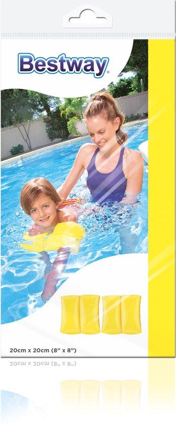 Zwembandjes 20x20cm 2pcs PV