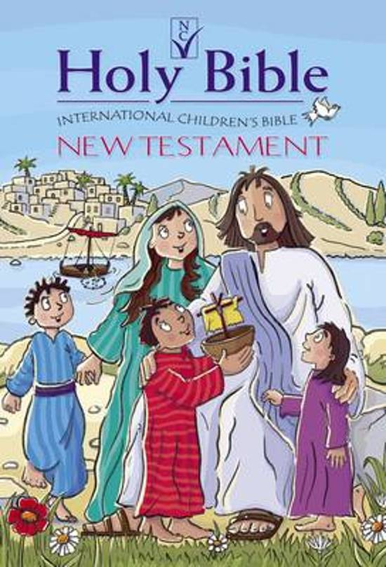 ICB International Children's Bible New Testament