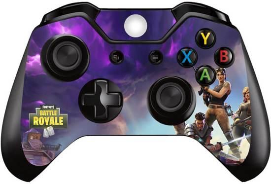 Bol Com Fortnite Xbox One Controller Skin Merkloos Games