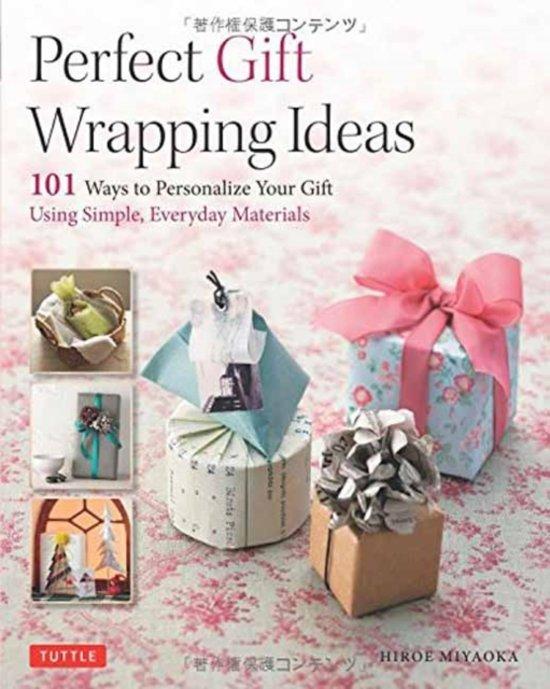 Bolcom Perfect Gift Wrapping Ideas Hiroe Miyaoka 9784805313572