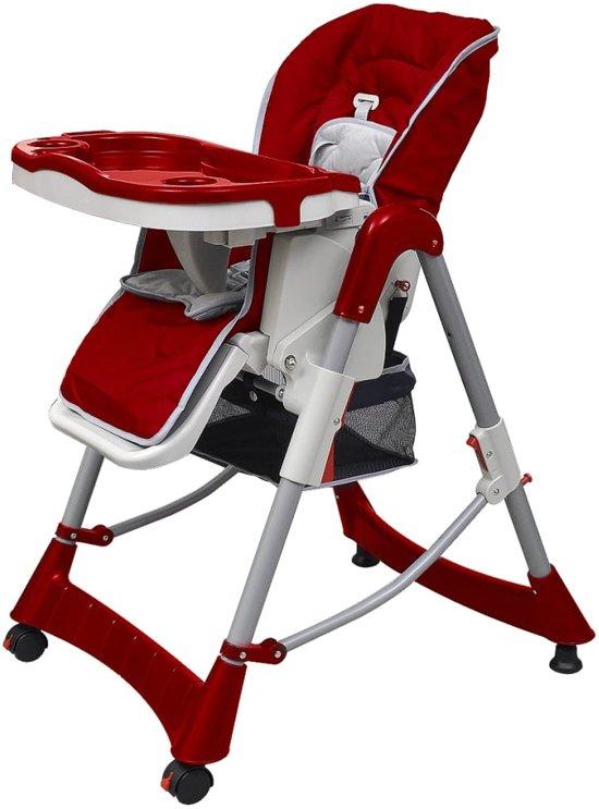 Fonkelnieuw bol.com | Luxe kinderstoel in hoogte verstelbaar (rood) ZS-97