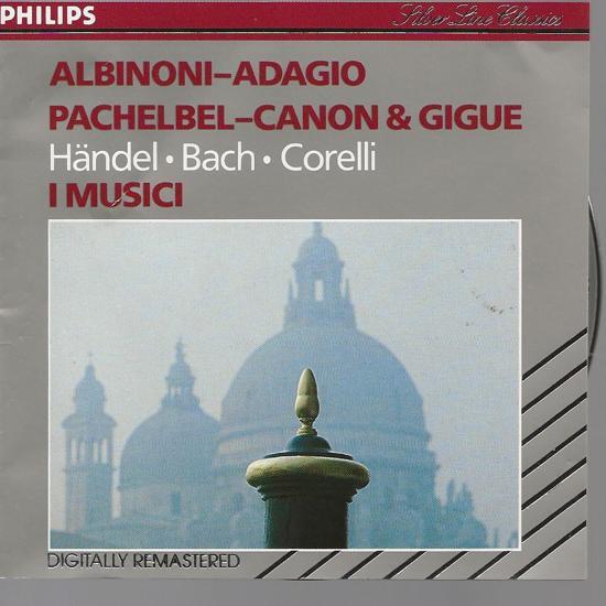Albidino Adagio Pachelbel Canon & Gigue