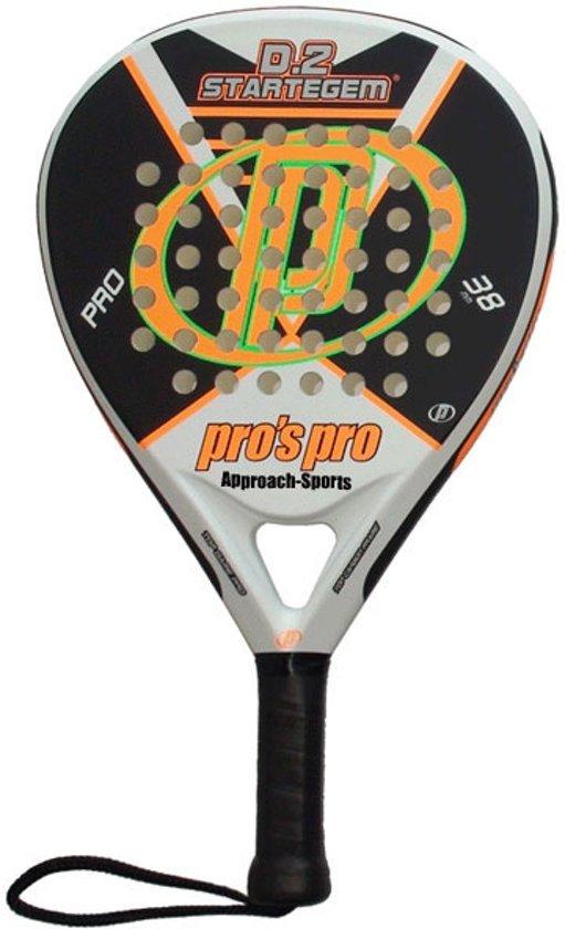 Padel Racket Pro's Pro Strategem D2