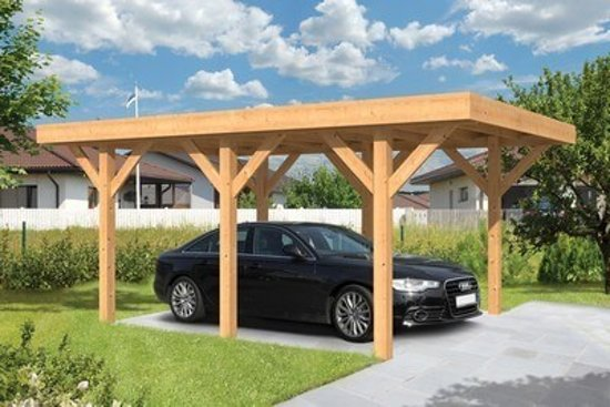 carport overkapping douglas 3x5. Black Bedroom Furniture Sets. Home Design Ideas