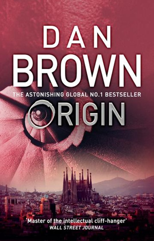 Bol Origin Ebook Dan Brown 9781473543348 Boeken