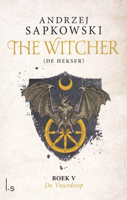 The Witcher 5 - The Witcher - De Vuurdoop